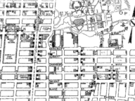 Wheelchair Ramps 1973 Location Map