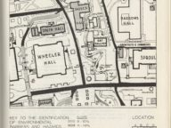 Map from Identification of Architectural Barriers