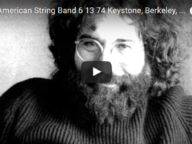The Great American String Band from the Keystone Berkeley (AUDIO)
