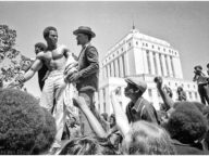 Huey Newton Released from Prison