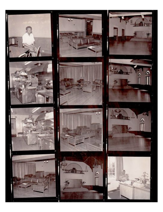RS rooms contact sheet