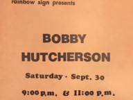 Rainbow Sign Presents Bobby Hutcherson