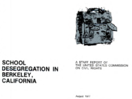 School Desegregation in Berkeley