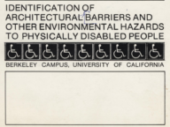 Campus Grounds Accessibility Audit