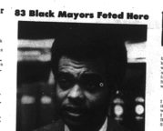 83 Black Mayors Feted Here
