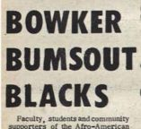 Bowker Bumsout Blacks