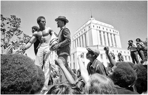 Huey Newton Released from Prison - The Berkeley Revolution - The Berkeley  Revolution